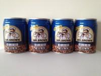 伯朗咖啡 藍山風味 240ml x 24罐