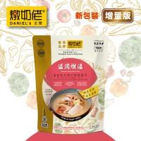 燉奶佬   蓮藕章魚螺片燉豬展湯 400g X 1包