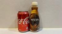 組合15 : 可樂330ml + 雀巢絲滑咖啡 268ml ( 各1箱 )