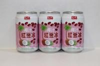 板町 椰汁紅豆冰 310ml X 24罐