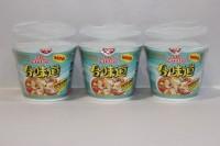 日清合味道杯麵 --- ( 迷你版 ) 香辣海鮮味 50g x 24杯