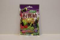 零食類 利賓納軟糖 ( 雜莓味 ) 40g X 1包