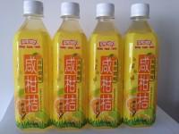 鴻福堂 咸柑桔 500ml x 24支
