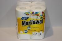 紙巾 MaxToWel 4卷裝
