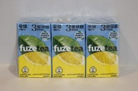 FUZE tea 飛想 檸檬茶 ( 半糖 ) 250ml x 24包