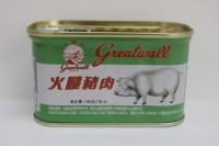 長城牌 火腿豬肉198 g x 1罐