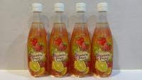 道地 百果園 有氣 草莓檸檬 500ml X 24支