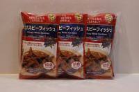 零食類 Maruesu 黑椒味香脆沙甸魚 1袋 (25g X 5小包 )