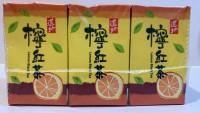 51元一箱 道地 檸檬紅茶 250ml x 24包