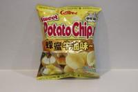 卡樂B 蜂蜜牛油味 薯片 55g x 1包