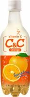 C & C 橙汁 500ml x 24支