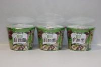 康師傅 蘑菇鮮蔬面 106g X 12杯