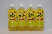 日本三得利 C C Lemon 500ml X 24支