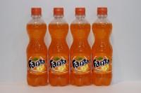 芬逹橙汁 500ml x 24支