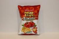 零食類 珍珍 薯片 蕃茄味 60g x 1包