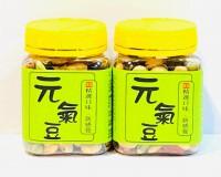 零食類 華香牌 元氣豆 80克 X 2樽