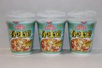 日清合味道杯麵---香辣海鮮味 75g x 24杯