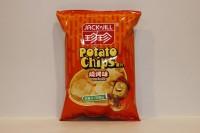 零食類 珍珍 Jack n Jill 薯片 燒烤味 60g X 1包