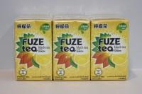 FUZE tea 飛想 檸檬茶( 原味 ) 250ml x 24包