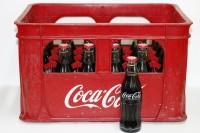( 玻璃樽 ) 可口可樂 192ml X 24 細支裝