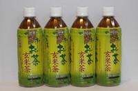 伊藤園 玄米綠茶 500ml x 24支