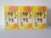 50元一箱 道地 柑桔檸檬 250ml x 24包