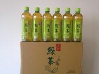 32301道地蜂蜜綠茶 500ml x 24支