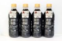 韋恩 閃萃工藝 黑咖啡 500ml X 24支