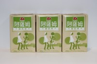 阿薩姆 綠奶茶 400ml X 24 包