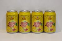珠江 菠蘿味啤酒 330ml X 24罐