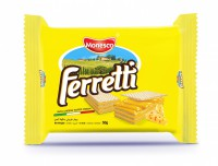 Monesco Ferretti Wafer Cheese 50g X 5包