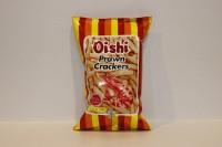 零食類 Oishi 蝦條 原味 60g X 1包