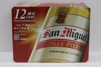 散貨系列 ---- 啤酒 生力 330ml x 12 罐