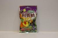 零食類 利賓納軟糖 ( 蜜桃味 ) 40g X 1包