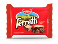 Monesco Ferretti Wafer Chocolate 50g X 5包