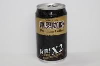 韋恩 特濃咖啡 320ml x 24罐