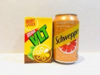 組合16 : 維他 小檸茶 + 西柚汽水  ( 各1箱 )