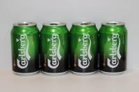 嘉士伯 啤酒 330ml x 24 罐