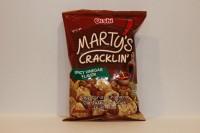 零食類 Oishi Marty Crackin 香辣味 脆片 90 g X 1包
