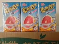 散貨系列 ---- 維他 菓然系 冰震紅西柚 250ml x 6 包