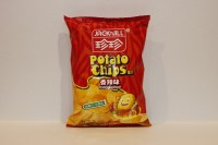 零食類 珍珍 Jack n Jill 薯片 香辣味 60g X 1包