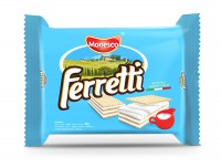 Monesco Ferretti Wafer Milk 50g X 5包