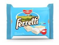 Monesco Ferretti Wafer Milk 50g X 5包