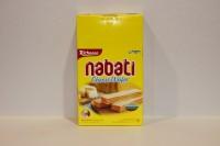 零食類 Nabati Cheese Wafer 納巴迪 威化餅 160 g X 1盒 ( 20 條 )