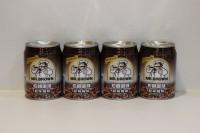 4 元系列 --- 伯朗咖啡 原味 240ml x 4 罐