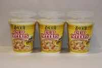 日清合味道杯麵 --- 新加坡風味 叻沙 75g x 24杯