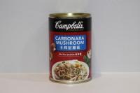 金寶湯 特色醬汁系列 卡邦尼蘑菇 300g x 1 罐