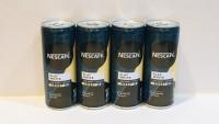 歐洲進口 雀巢 醇滑牛奶咖啡(少甜) 250ml x 12罐