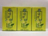 散貨系列 ---- 天喔 蜂蜜柚子茶 250ml x 6 包