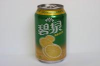 碧泉 檸檬茶 330ml x24 罐